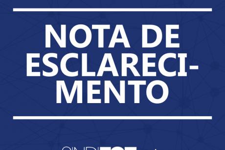 Nota de Esclarecimento – Itajaí