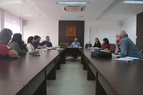 Sindifoz e gestão municipal de Itajaí se reúnem para nova rodada de negociações