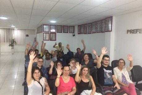 Servidores de Ilhota deliberam proposta da revisão geral anual de salários