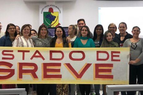 Servidores municipais decretam estado de greve pela primeira vez na história de Ilhota