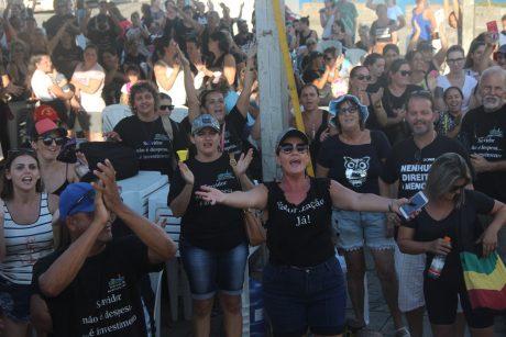 Sem proposta oficial da Prefeitura, servidores de Navegantes vão para o sexto dia de greve