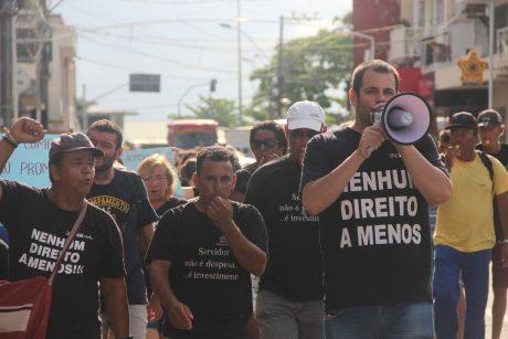 Nota oficial – Sindifoz reitera legalidade da greve dos servidores de Navegantes
