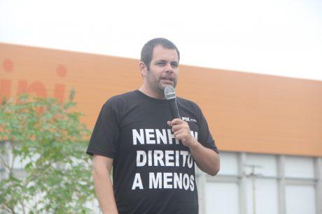 Servidores em greve vão avaliar nova proposta da Prefeitura de Navegantes na tarde dessa sexta-feira