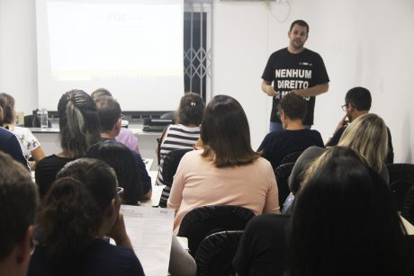Sindifoz realiza primeira assembleia da campanha salarial de 2019 dos servidores de Itajaí