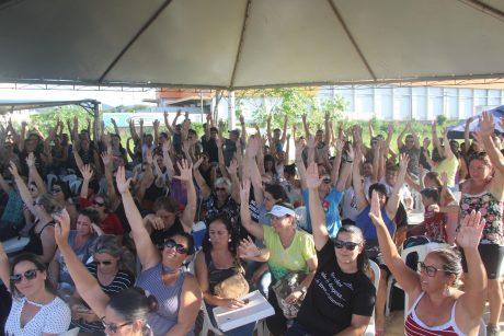 Servidores acatam proposta do governo e encerram greve em Navegantes