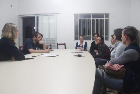 Servidores de Luiz Alves reivindicam novo plano de carreira do magistério