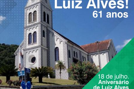 Parabéns Luiz Alves!
