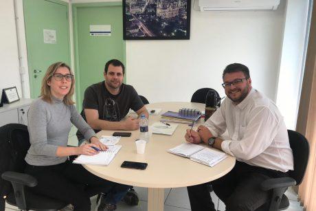 Sindifoz apresenta pautas ao Secretário de Saúde de Itajaí