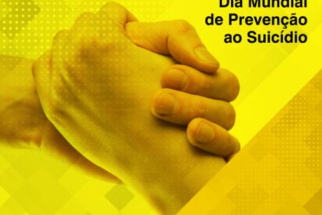 Dia Mundial de Prevenção ao Suicídio