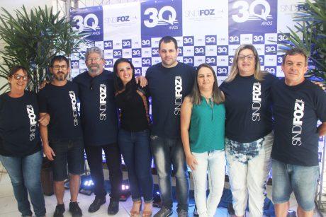 Sindifoz promove Festa do Dia do Servidor em Itajaí, Navegantes e Luiz Alves