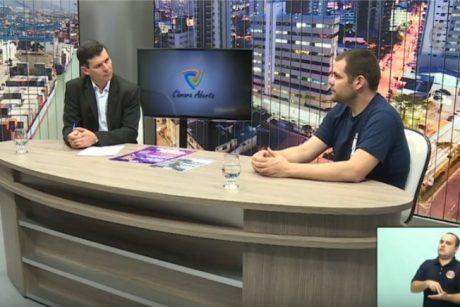 Assista a entrevista do presidente do Sindifoz na TV da Câmara de Vereadores de Itajaí