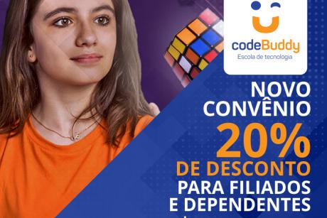 Novo convênio: codeBuddy