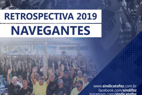 Retrospectiva 2019 – Navegantes