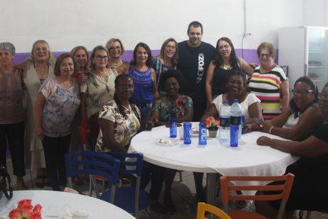 'Café com Aposentados' reúne filiados do Sindifoz em Itajaí
