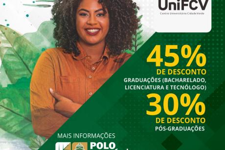 Novo convênio: UniFCV
