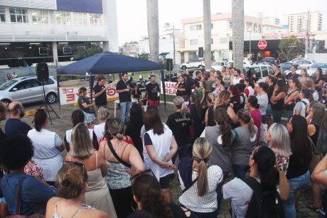 Sem avanço do governo, servidores de Itajaí irão deliberar sobre greve na próxima semana