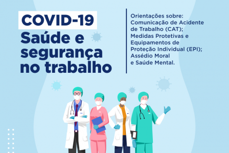 COVID-19: Saúde e segurança no trabalho