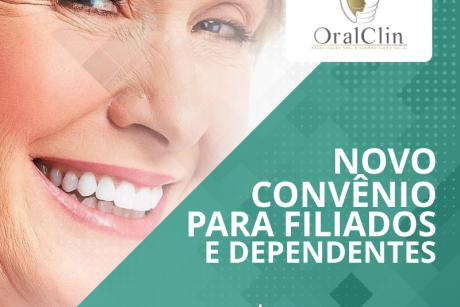 Novo convênio: OralClin