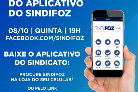 Novidade para o servidor: conheça o aplicativo do Sindifoz