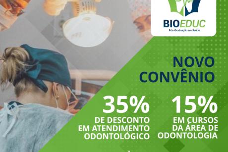 Novo convênio: Instituto Bioeduc