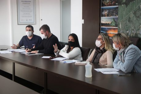 Sindifoz participa de nova mesa de negociação com equipe de Prefeitura de Itajaí