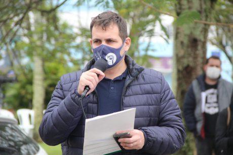 Quinto e decisivo dia de greve dos servidores de Itajaí!