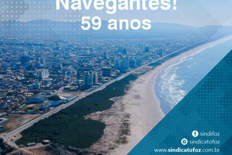 Parabéns Navegantes!