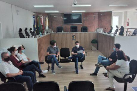 Sindifoz se reúne com vereadores de Balneário Piçarras para tratar do adicional de insalubridade dos servidores